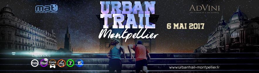 Kokcinelo partenaire du 3ème Urban Trail de Montpellier