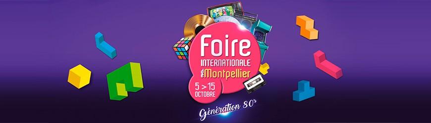 Retrouvez Kokcinelo à la foire internationale de Montpellier